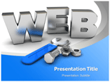 Web building Templates For Powerpoint