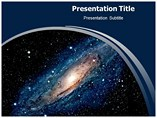 Galaxy Templates For Powerpoint
