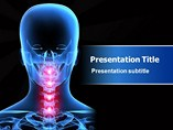 Neck Pain Templates For Powerpoint