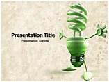 Energy Consumption Templates For Powerpoint