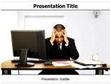 Business Stress PowerPoint Slides