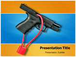 Gun safety Templates For Powerpoint