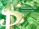 Dollar PowerPoint Backgrounds