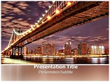 New York powerpoint template