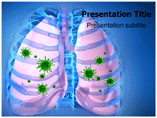 Bacterial Infection Templates For Powerpoint