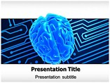 Artificial Brain Templates For Powerpoint