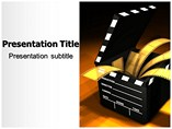 Film Media Templates For Powerpoint