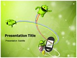 Android Template PowerPoint