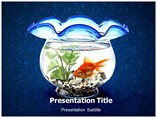 Goldfish bowl Templates For Powerpoint