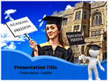 Academic Freedom Templates For Powerpoint