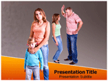 Adult Children of Divorced Parents Templates For Powerpoint