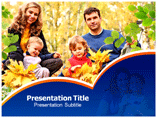 Family Day care Templates For Powerpoint