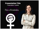 Feminism Templates For Powerpoint