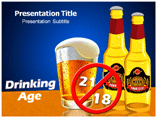 Drinking Age Templates For Powerpoint