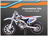 Dirt Bike Templates For Powerpoint