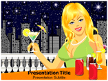 Coca Cola Party Templates For Powerpoint
