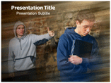 Bullying Facts Templates For Powerpoint