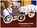Coffee Makers Online Templates For Powerpoint