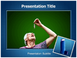 Asthama Myths Templates For Powerpoint