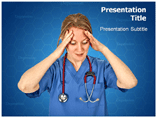 Chronic Fatigue Syndrome Templates For Powerpoint