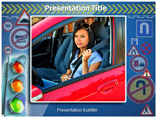 Road Safety PowerPoint Slides