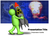 Future Nuclear Weapon Templates For Powerpoint