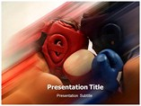 Amature boxing Templates For Powerpoint