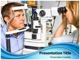 Eye care Templates For Powerpoint