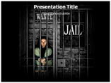 Jail Templates For Powerpoint