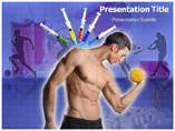 Doping in Sports Templates For Powerpoint