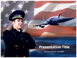 US Air Force Reserve Recruiter Templates For Powerpoint