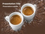 Powerpoint Background - Instant Coffee