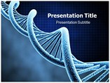 DNA Models PowerPoint Template