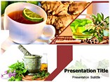 Herbals Templates For Powerpoint