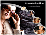 Girls Fashion Templates For Powerpoint