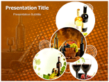 Wine Gifts Templates For Powerpoint