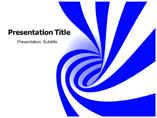 Blue And White Templates For Powerpoint
