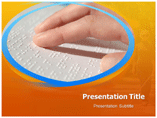 Braille Book Templates For Powerpoint