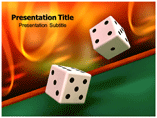 Dice Picture Templates For Powerpoint