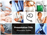 Doctor Identification Templates For Powerpoint