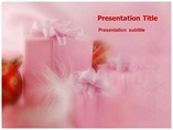 Christmas Gift Box PowerPoint Templates Templates For Powerpoint