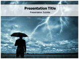 Lightning Pool Templates For Powerpoint