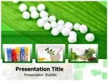 Homeopathy Treatment PowerPoint Template