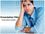 Stress Test  Background   PowerPoint Template