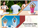Yoga Templates For Powerpoint