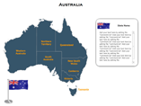 Australia XML Map