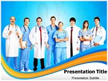 Doctor Team Templates For Powerpoint