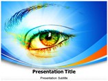 Special Eye Effect Templates For Powerpoint