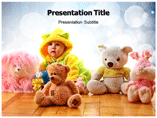 Learning Toys Templates For Powerpoint