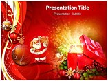 Christmas Santa - A Powerpoint Template